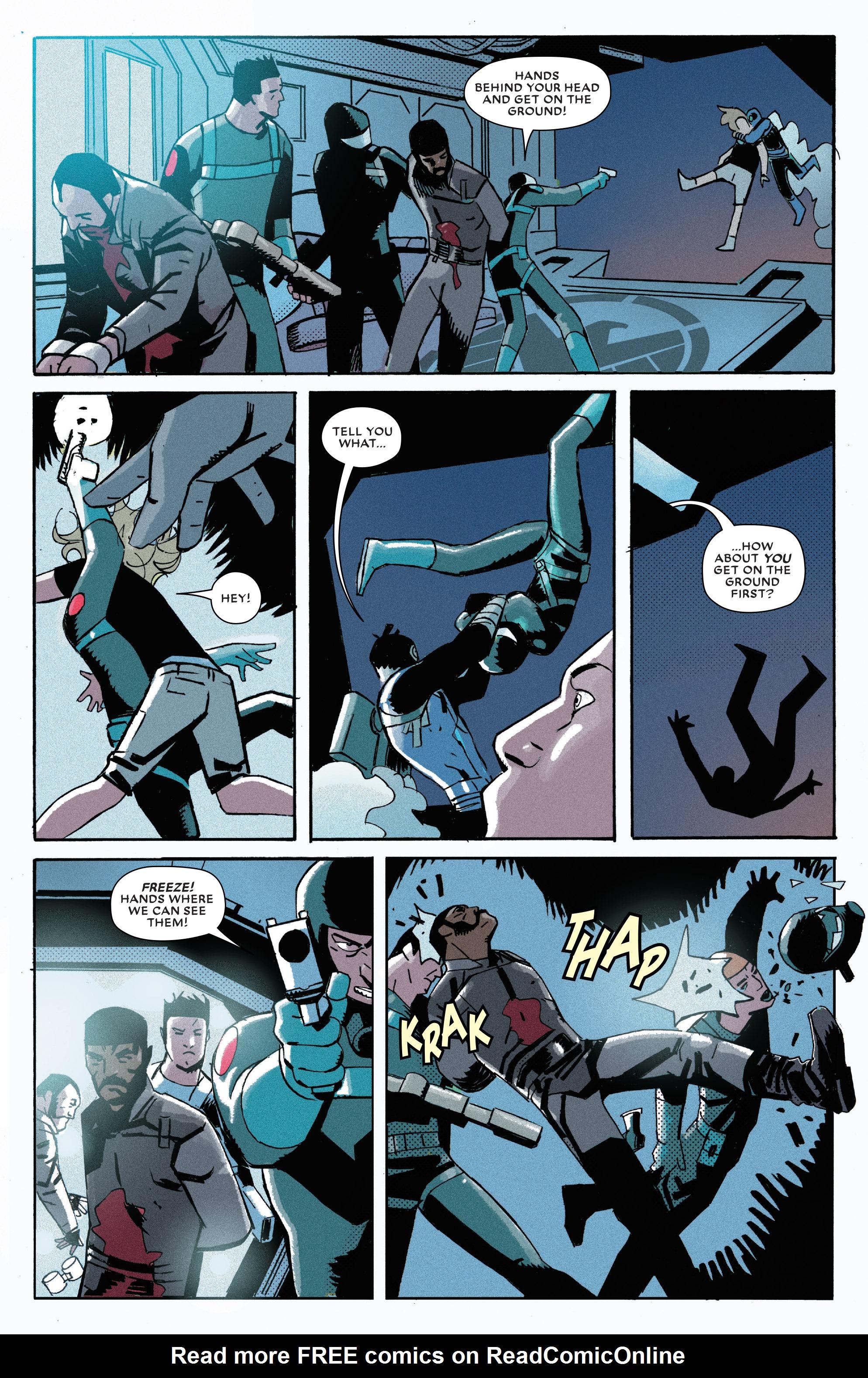 Read online Bullseye comic -  Issue #5 - 13