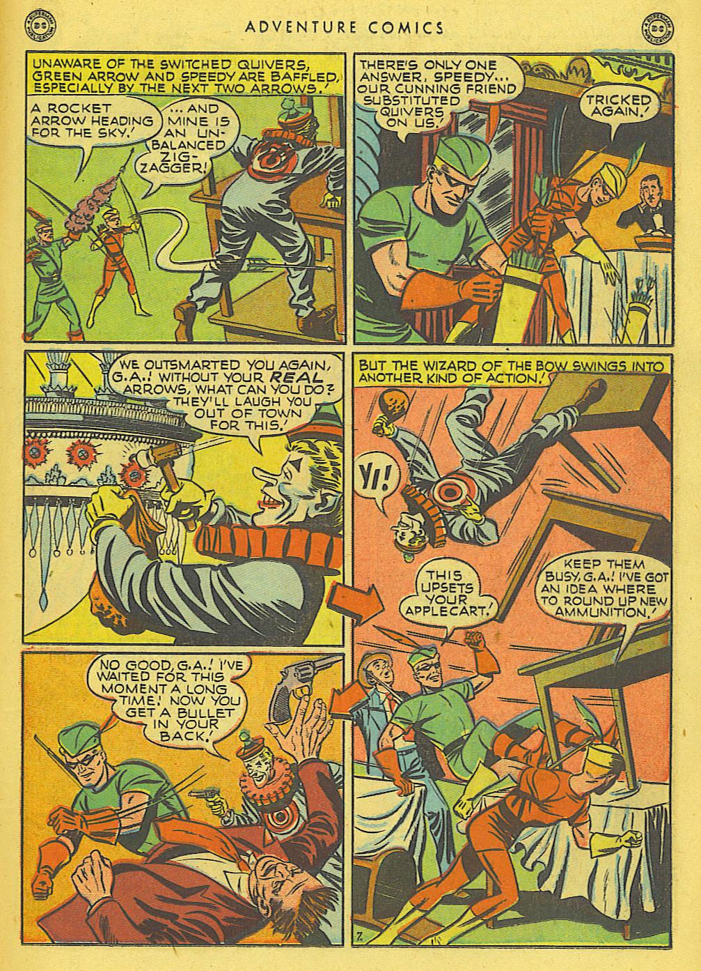 Read online Adventure Comics (1938) comic -  Issue #138 - 21