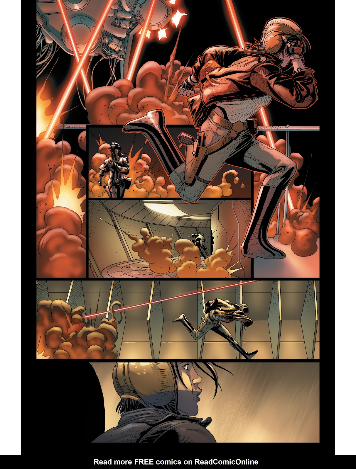 Read online The Marvel Art of Star Wars comic -  Issue # TPB (Part 1) - 64