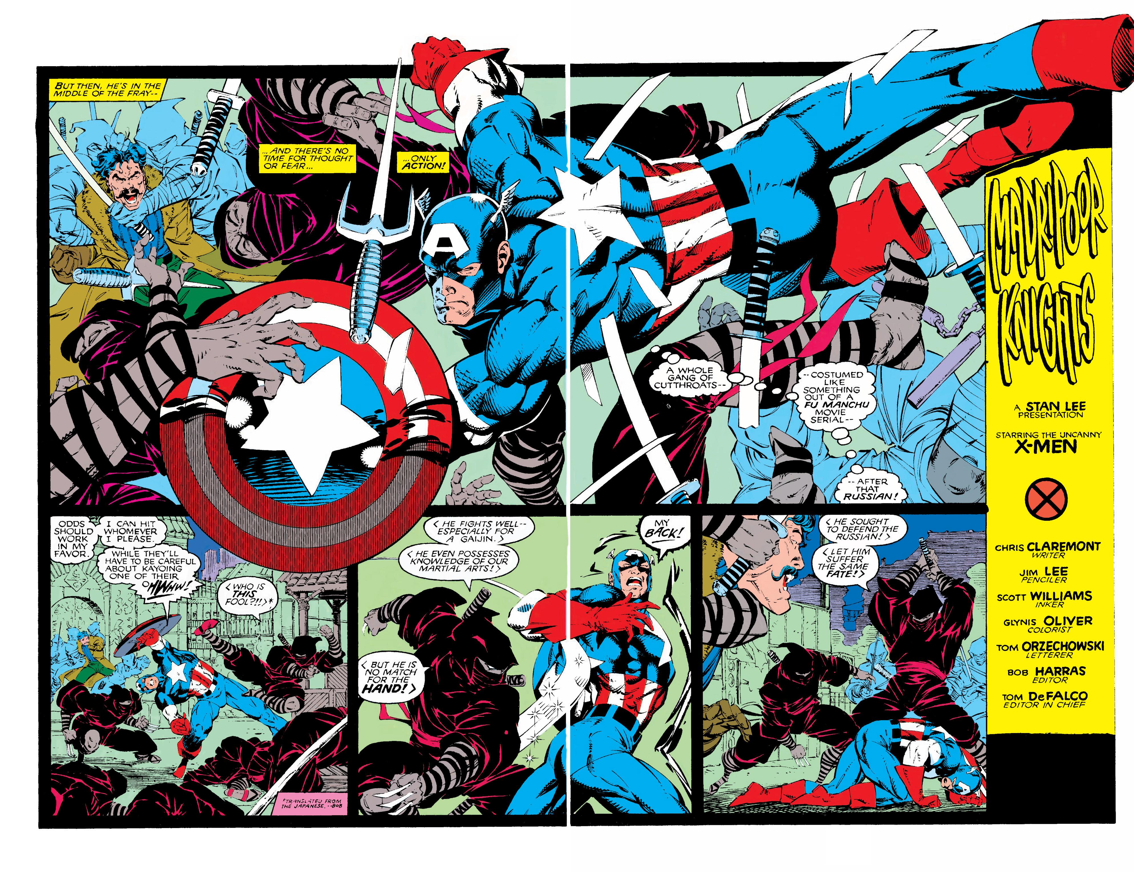 Read online Uncanny X-Men (1963) comic -  Issue #268 - 3