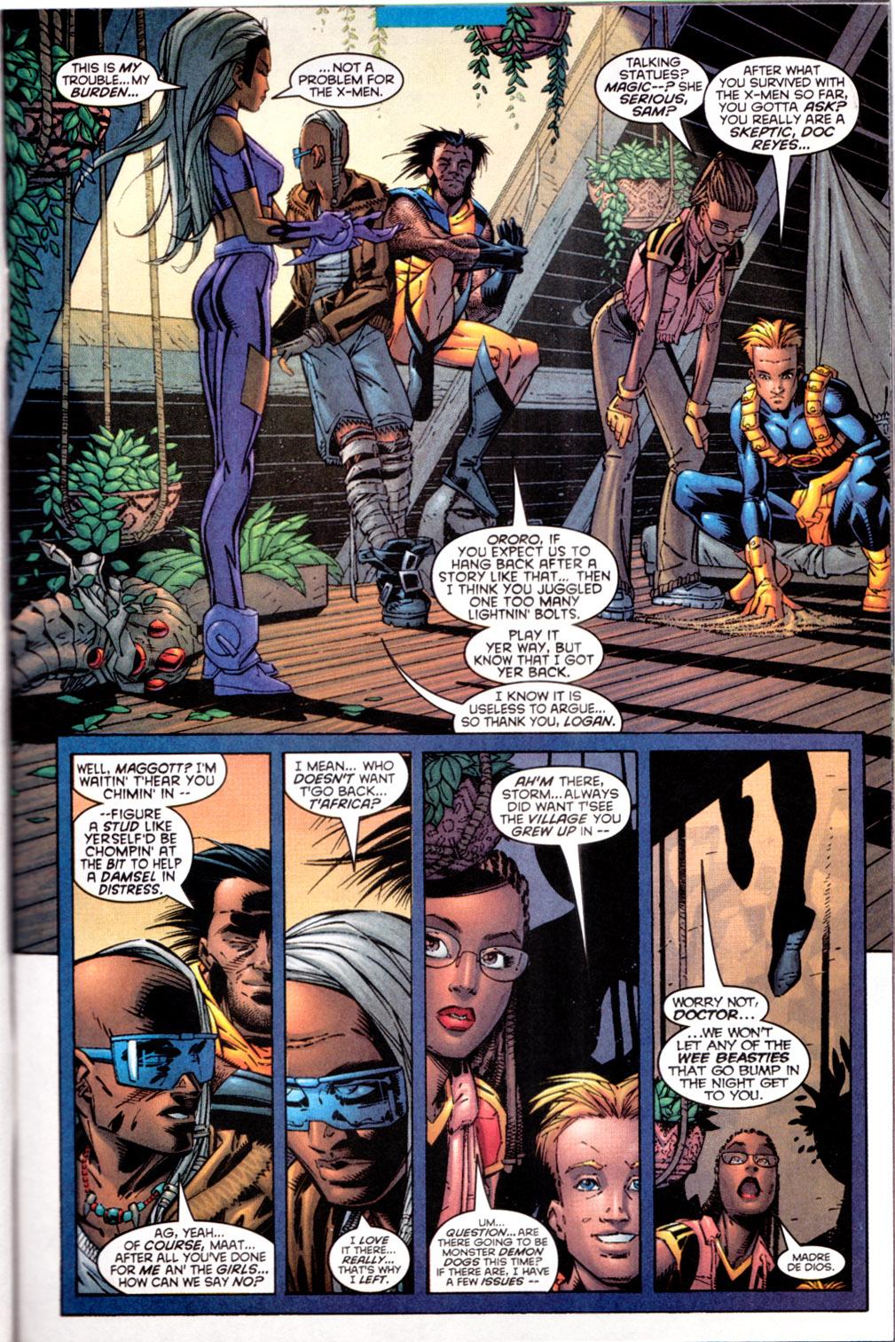 X-Men (1991) 77 Page 3