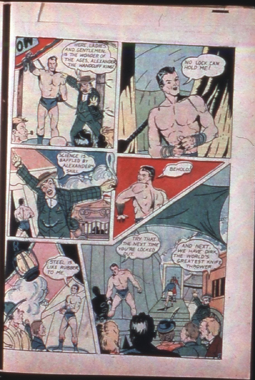 Read online Super-Magician Comics comic -  Issue #7 - 50