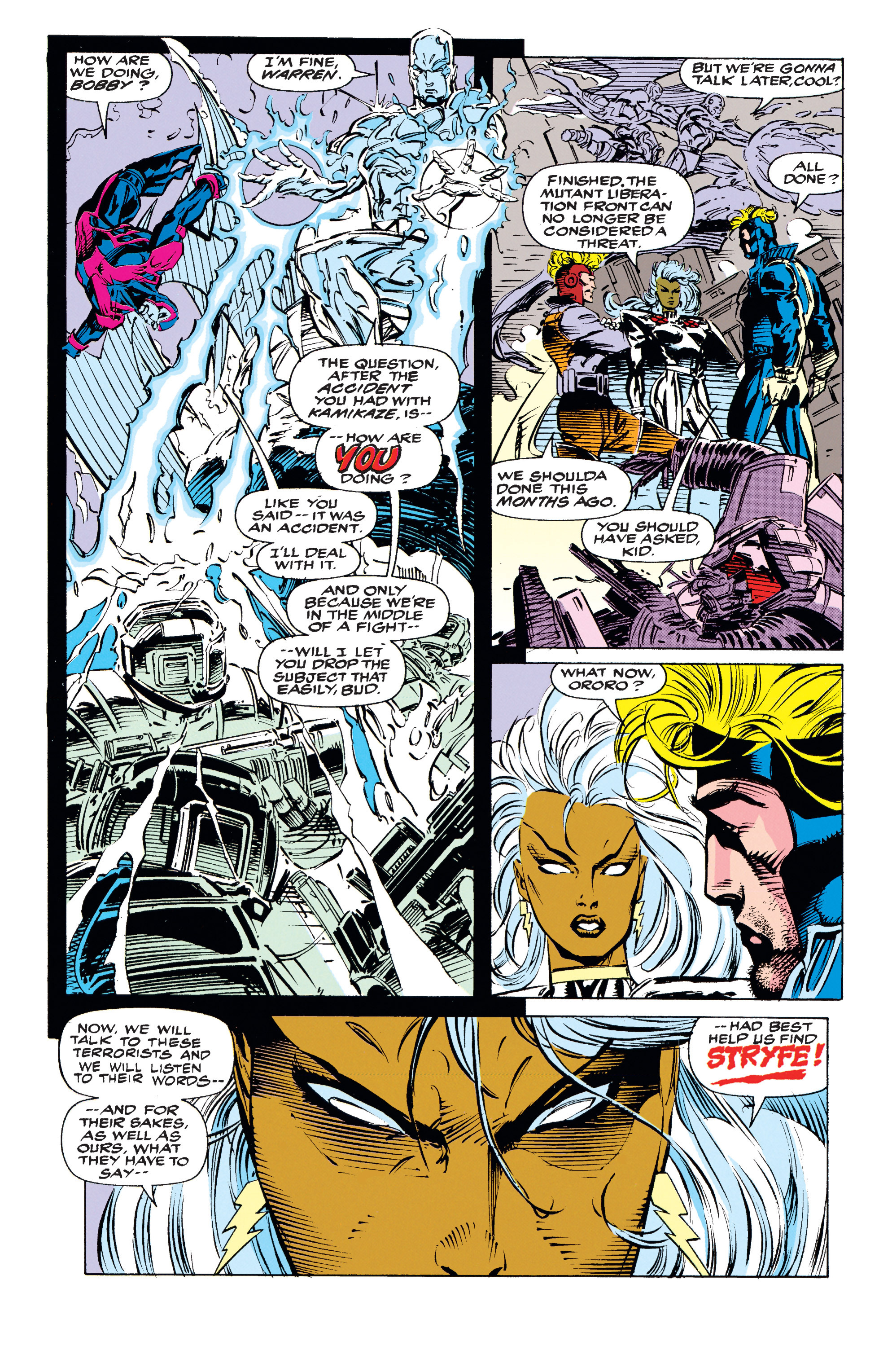 X-Men (1991) 15 Page 10