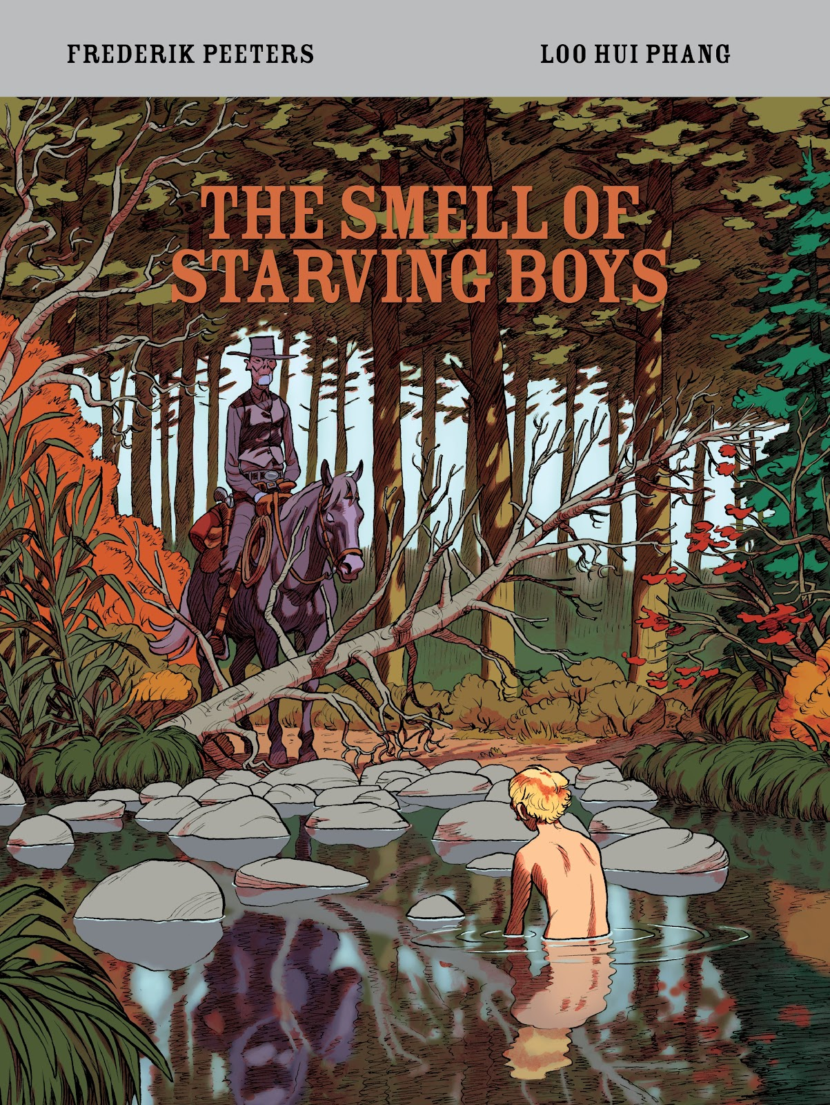 Read online The Smell of Starving Boys comic -  Issue # TPB - 1