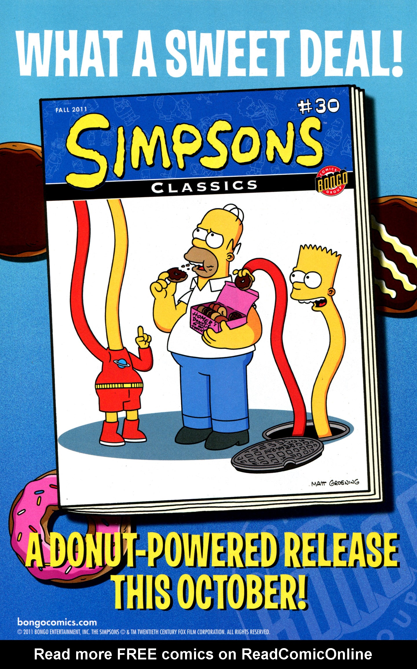 Read online Simpsons Comics Presents Bart Simpson comic -  Issue #63 - 14