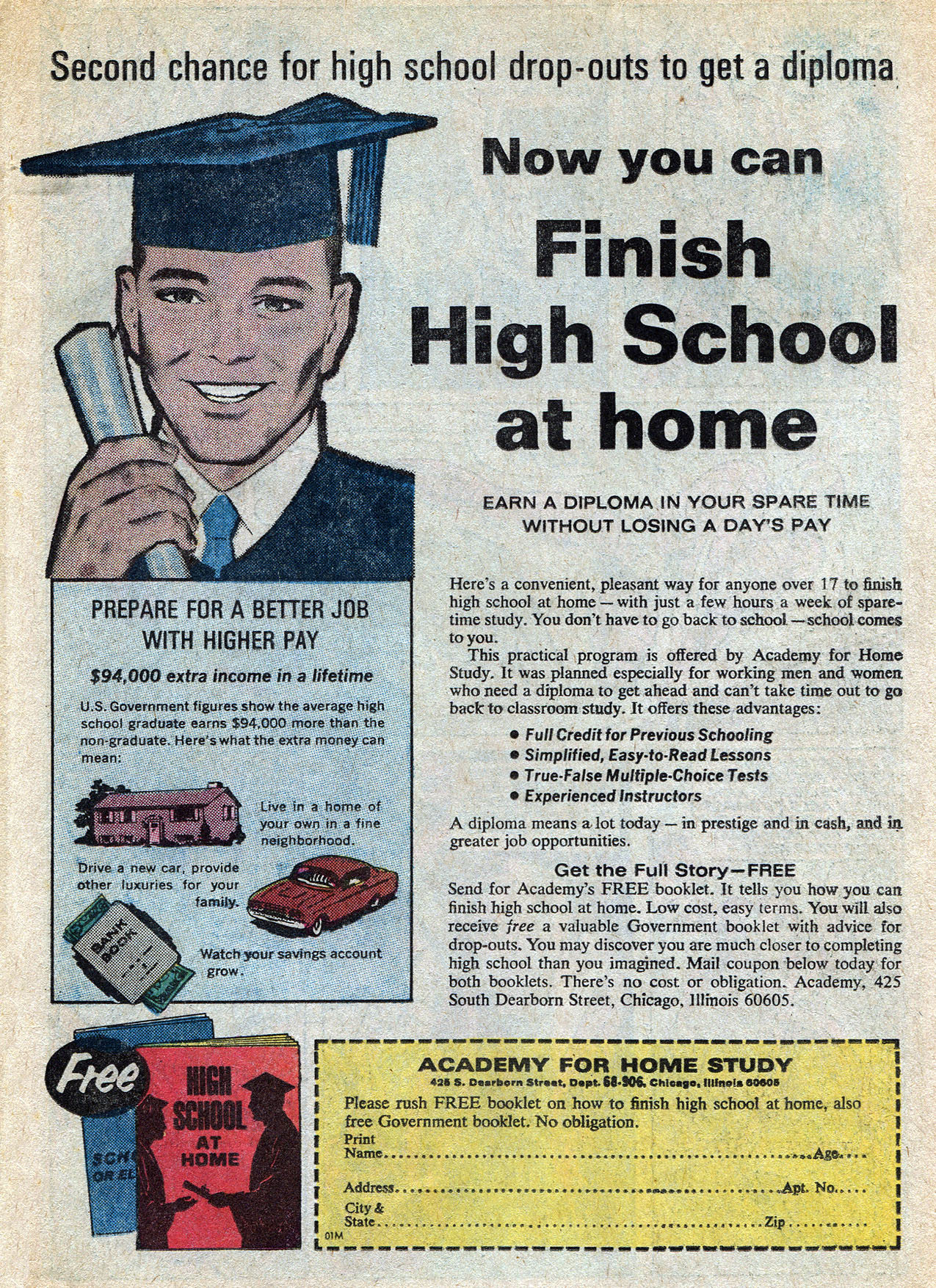 Read online Amazing Adventures (1970) comic -  Issue #8 - 19