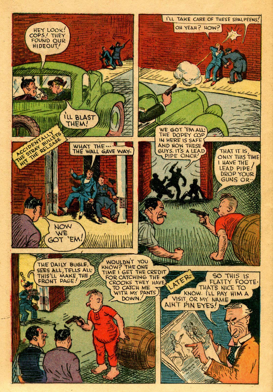 Read online Shadow Comics comic -  Issue #53 - 41