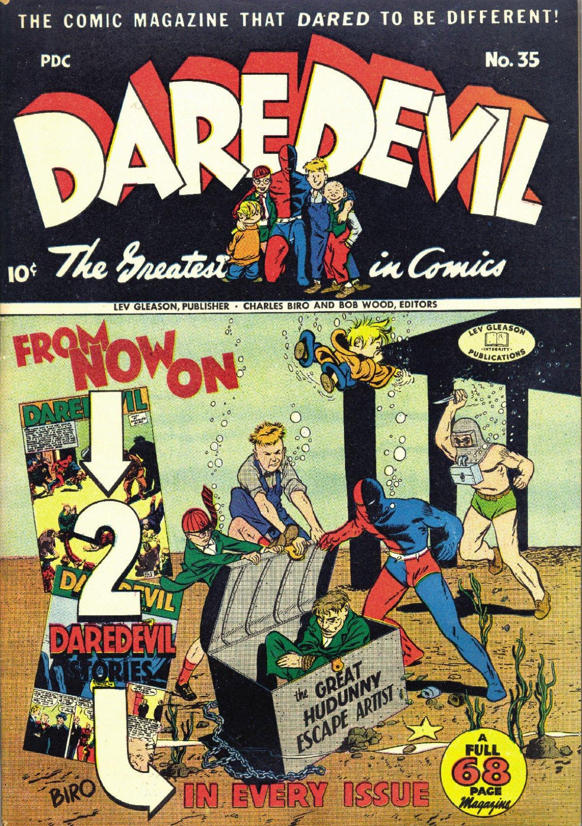 Daredevil (1941) 35 Page 1