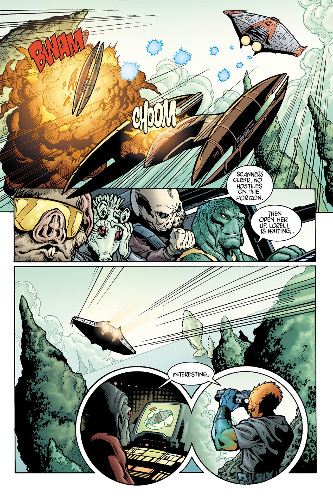 Read online Star Wars Omnibus comic -  Issue # Vol. 10 - 387