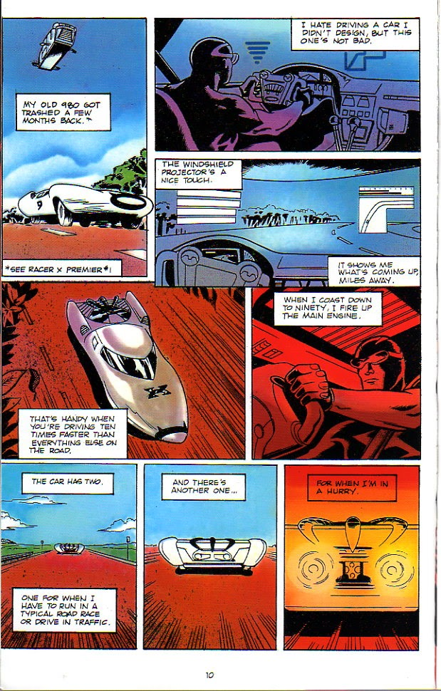 Racer X (1988) issue 1 - Page 4