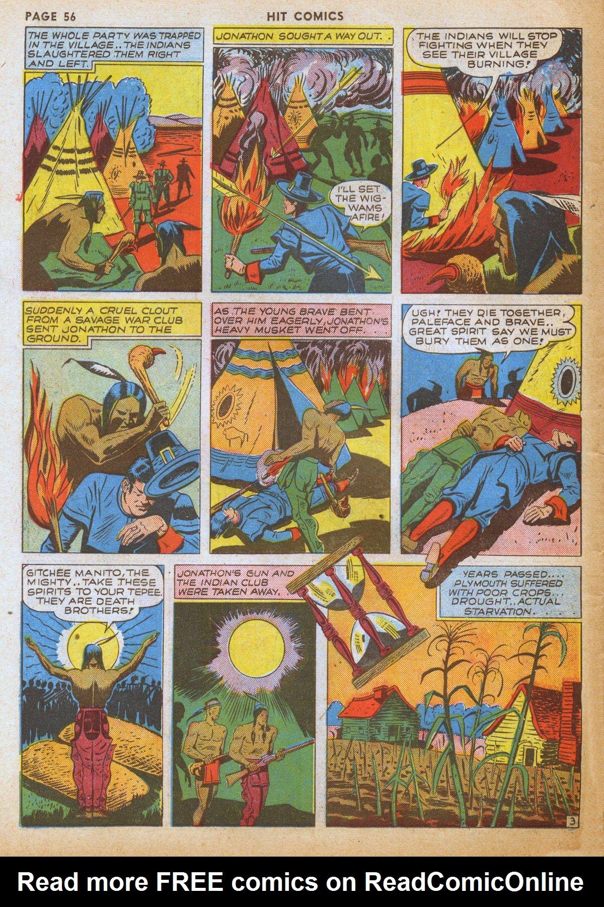Read online Hit Comics comic -  Issue #12 - 58