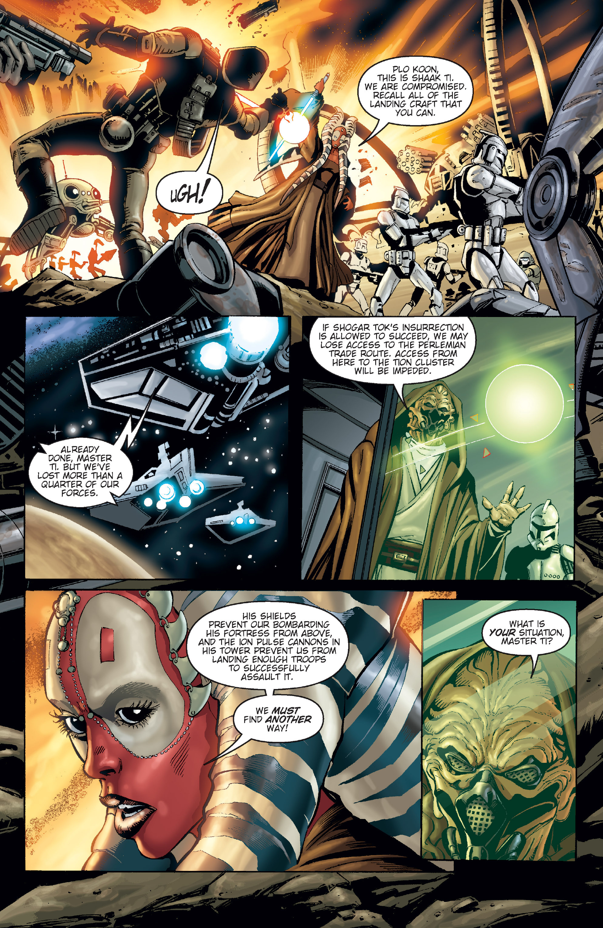 Read online Star Wars Omnibus comic -  Issue # Vol. 24 - 194