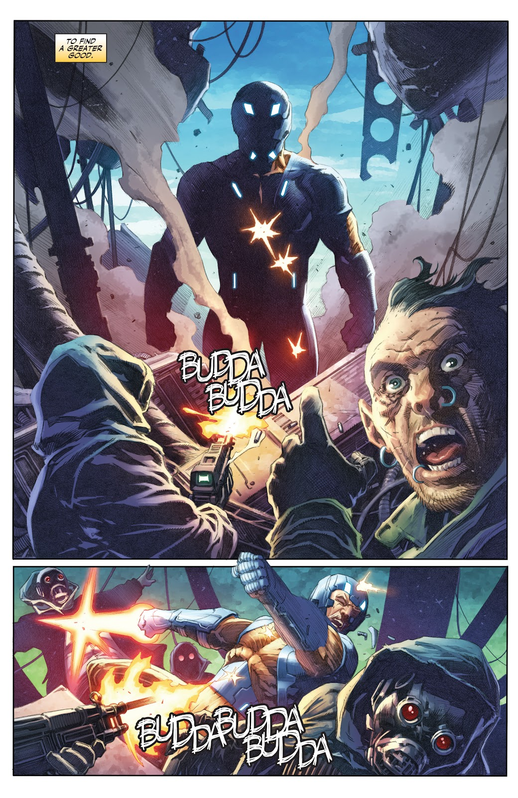 Read online X-O Manowar (2017) comic -  Issue #26 - 11