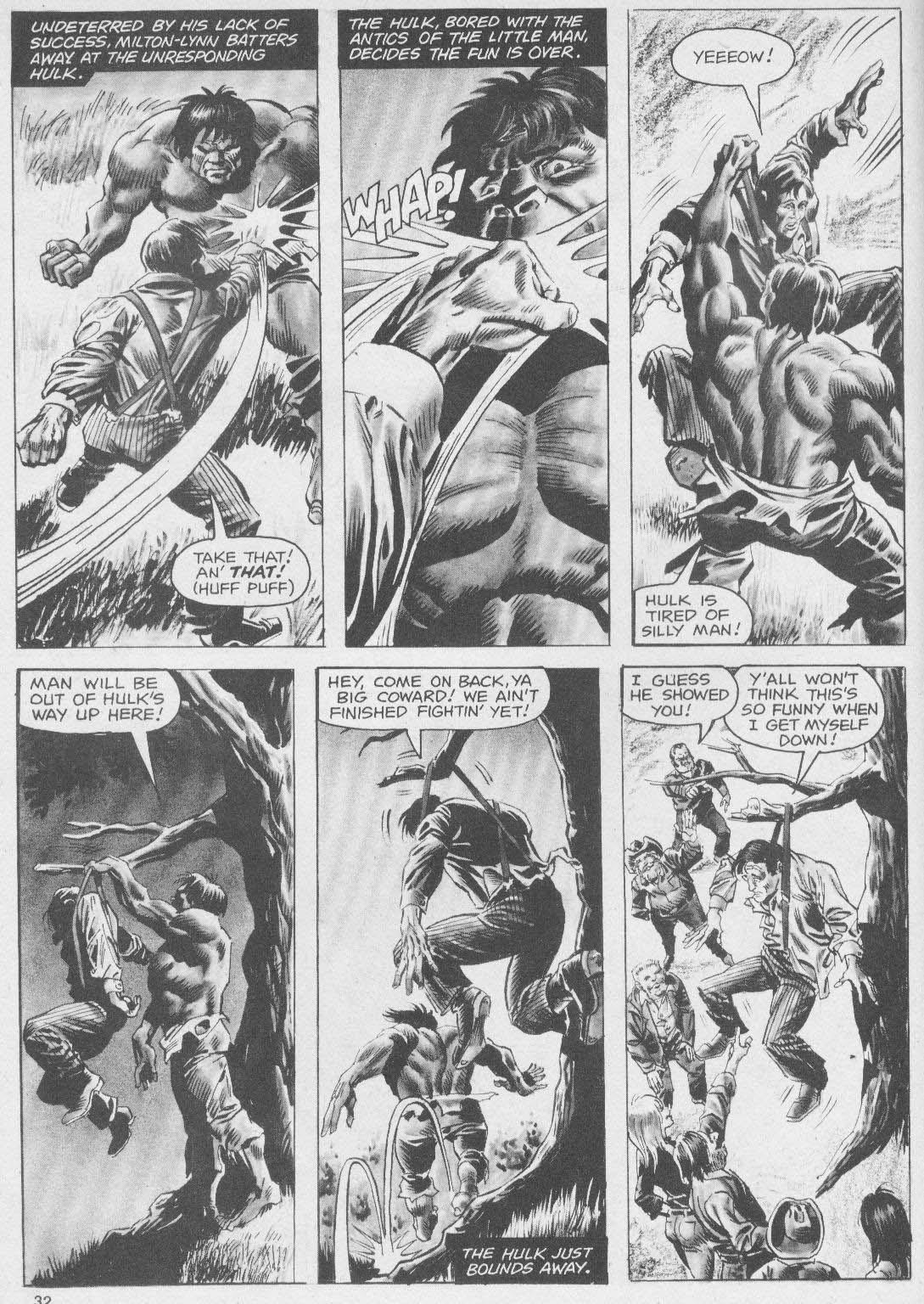 Hulk (1978) issue 27 - Page 32