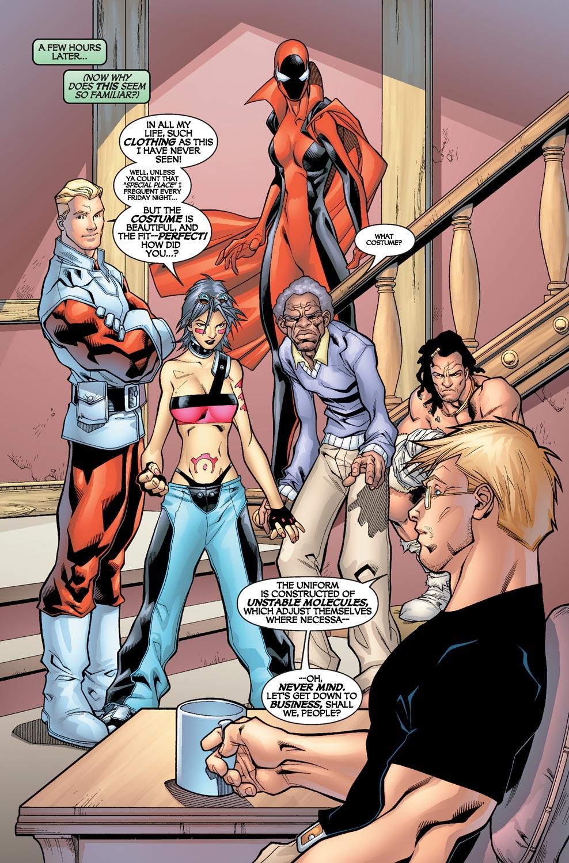 Read online Alpha Flight (2004) comic -  Issue #2 - 18