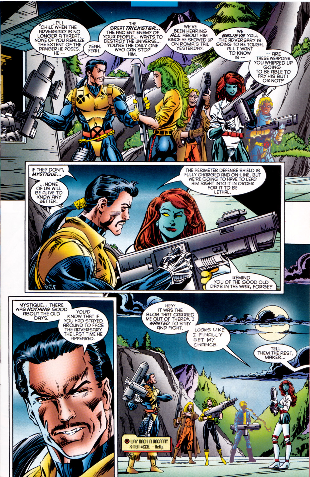 Read online X-Factor (1986) comic -  Issue #120 - 4