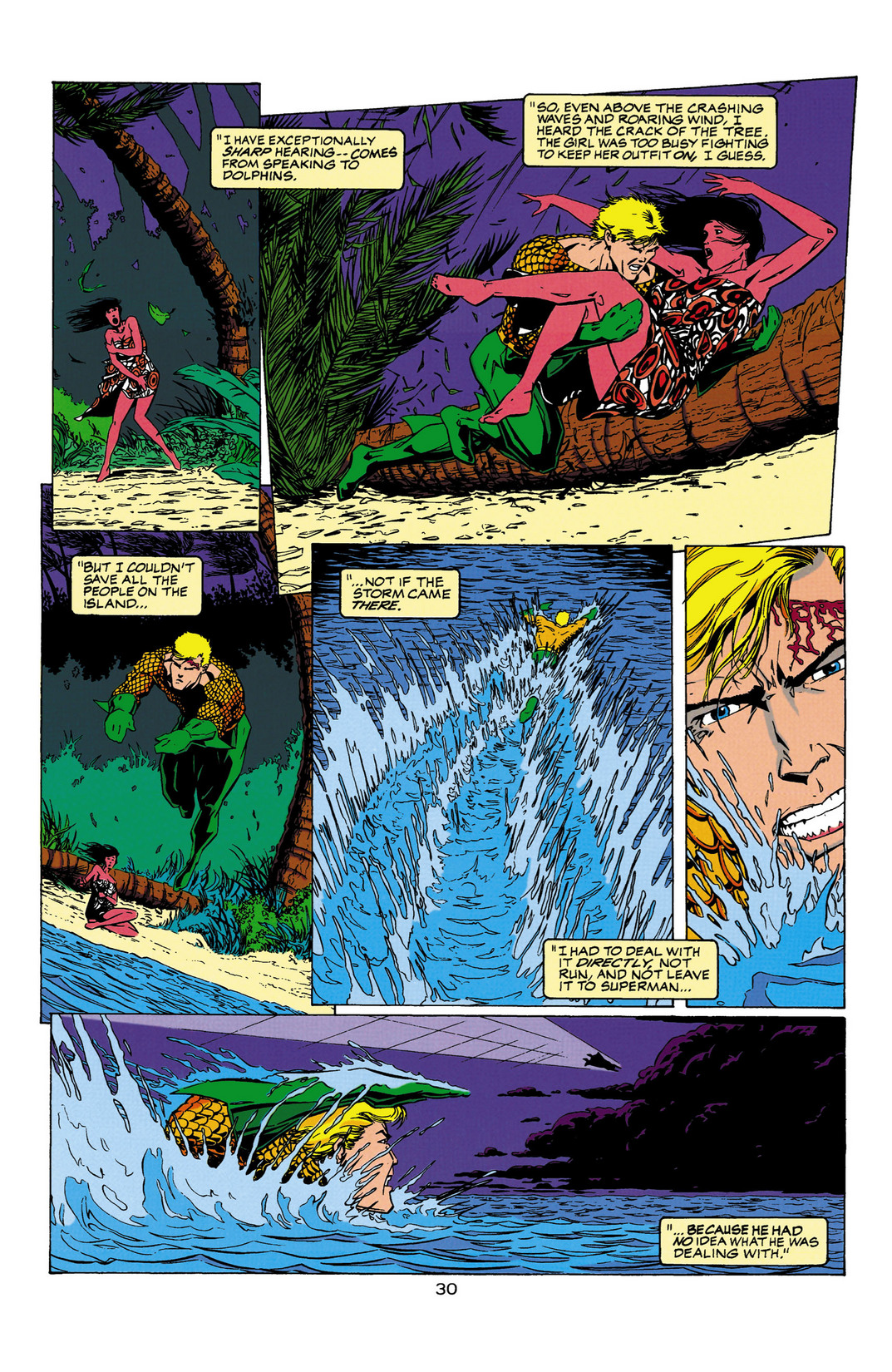 Read online Aquaman (1994) comic -  Issue #Aquaman (1994) _Annual 1 - 31