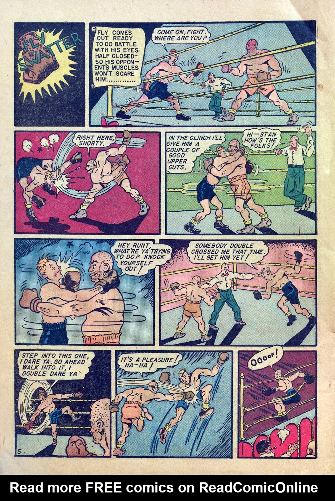 Read online Joker Comics comic -  Issue #1 - 58