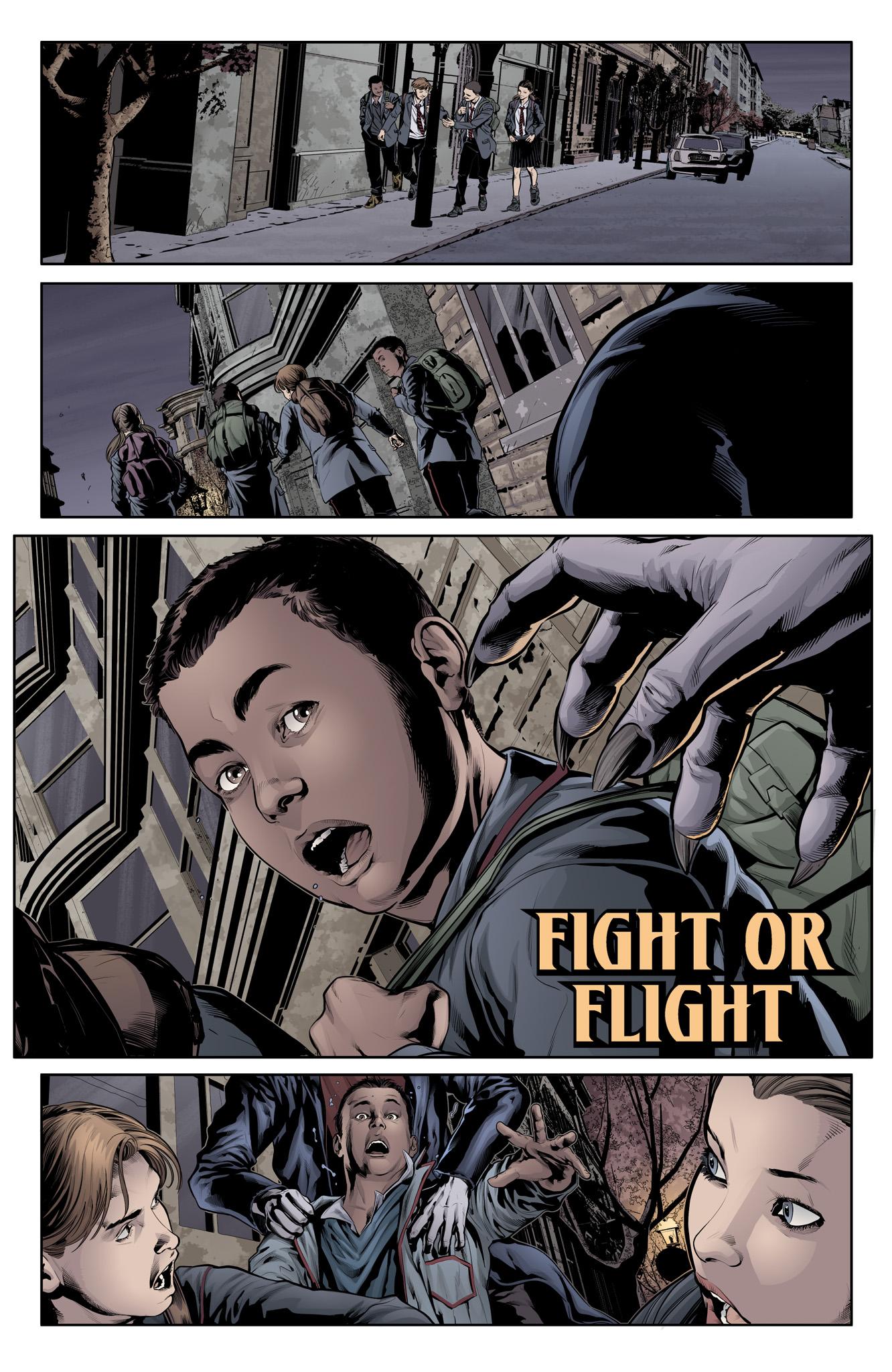 Read online Angel & Faith Season 10 comic -  Issue #15 - 3