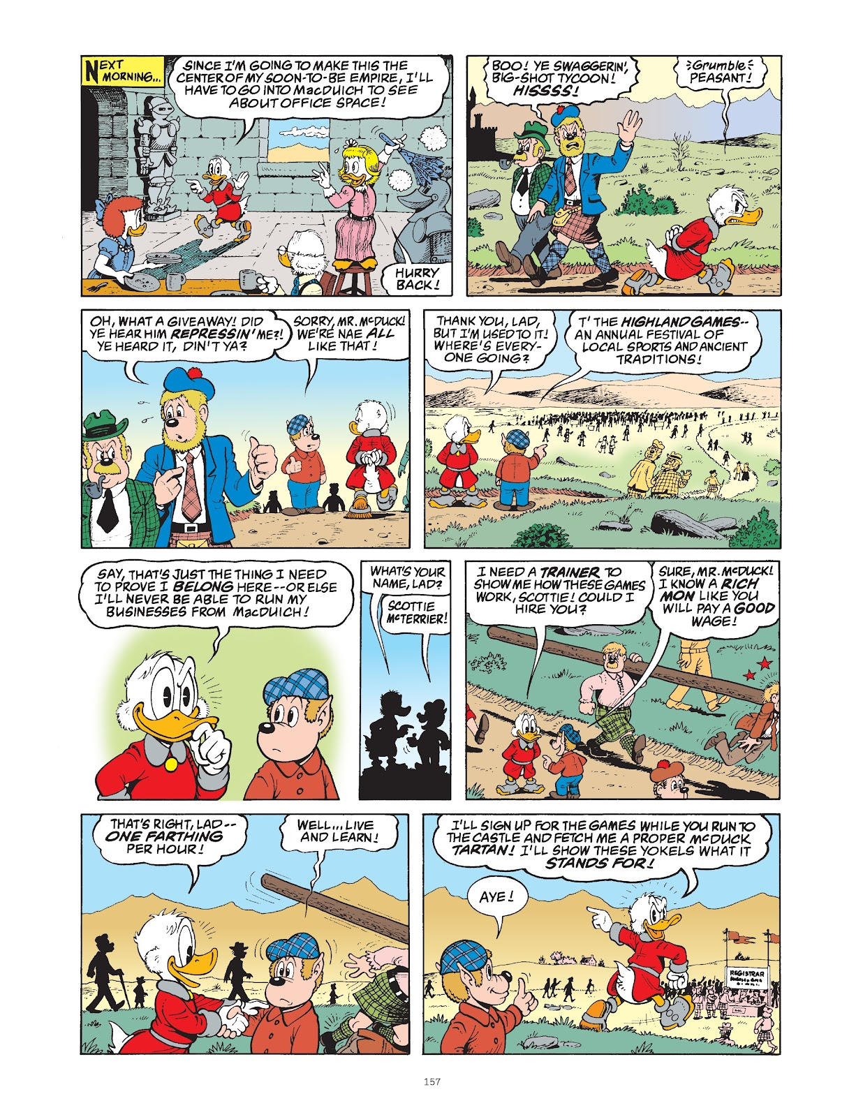 Read online The Complete Life and Times of Scrooge McDuck comic -  Issue # TPB 1 (Part 2) - 54