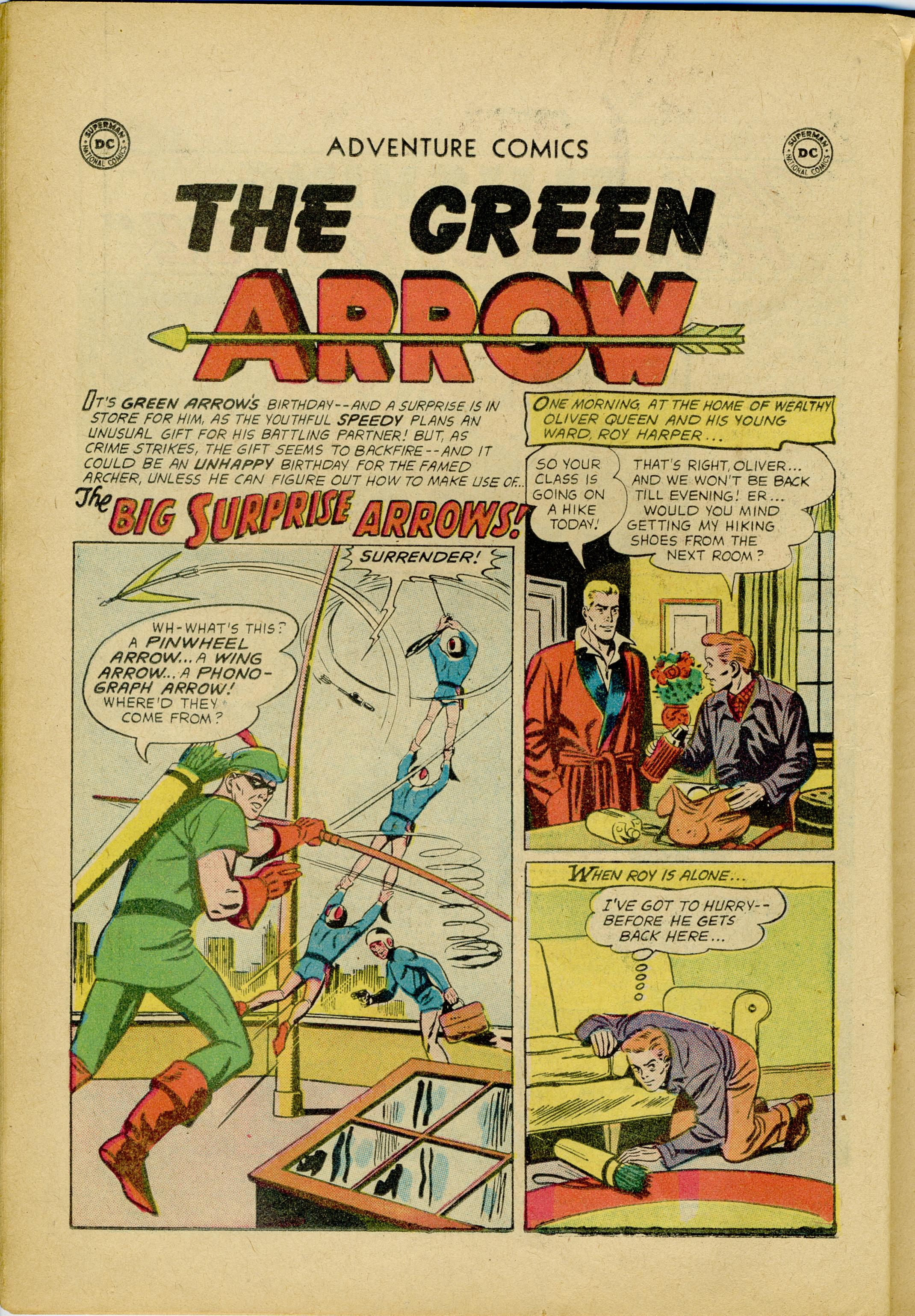 Read online Adventure Comics (1938) comic -  Issue #245 - 18