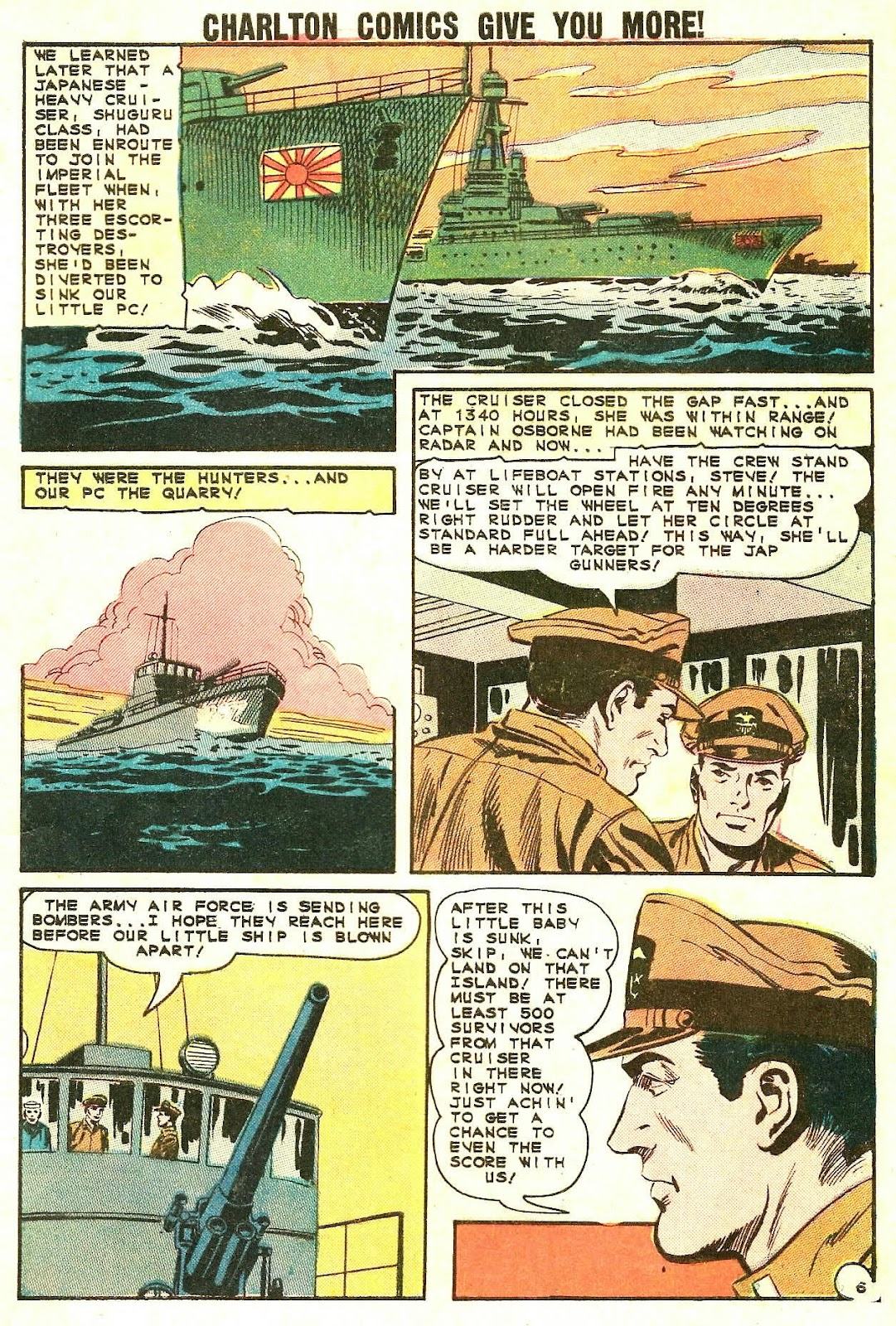Read online Fightin' Navy comic -  Issue #118 - 9