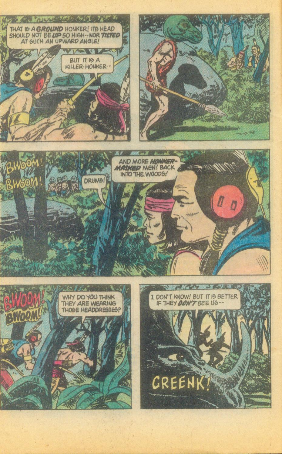Read online Turok, Son of Stone comic -  Issue #120 - 4