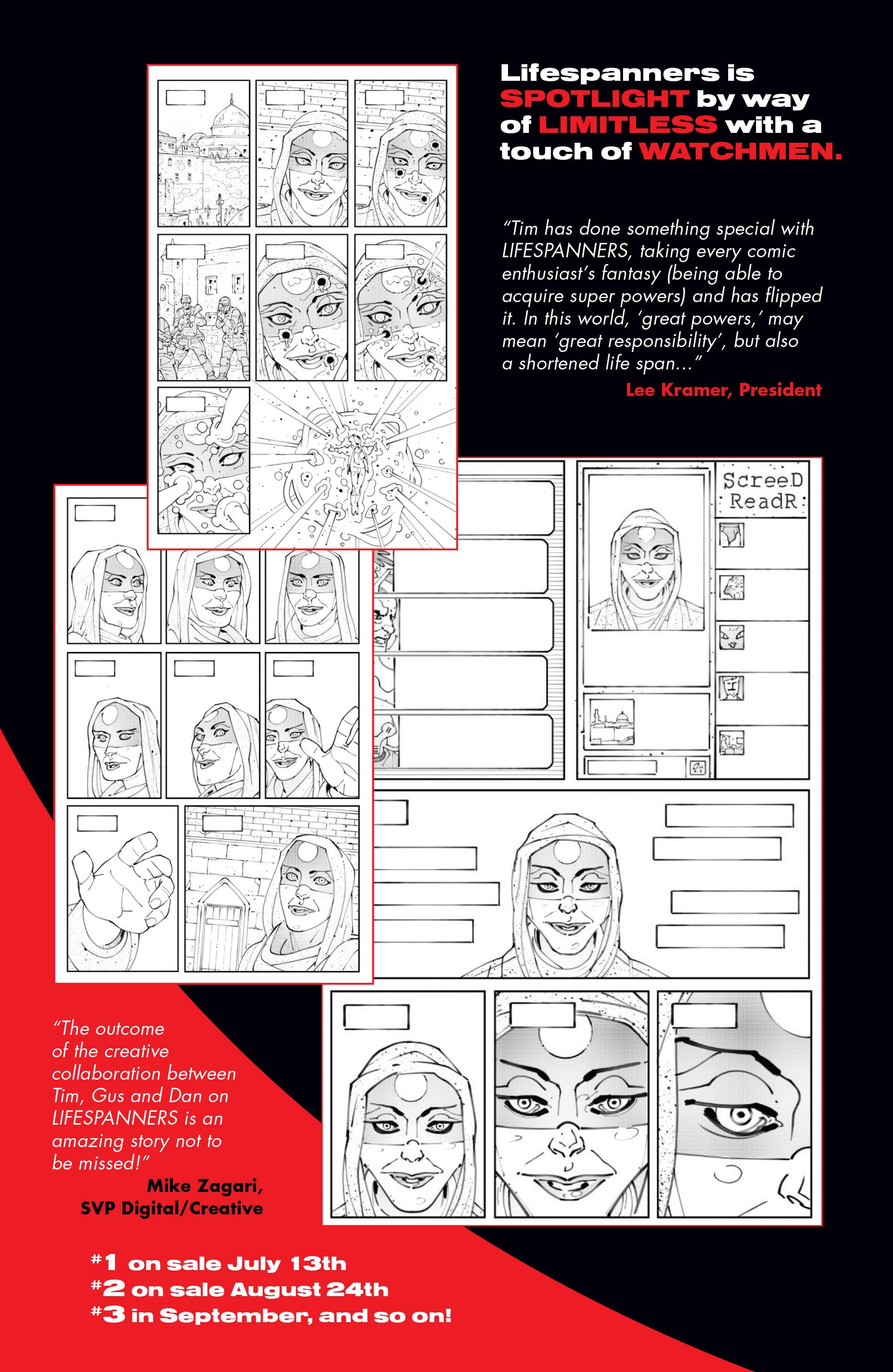 Read online Aftershock Genesis comic -  Issue #1 - 28