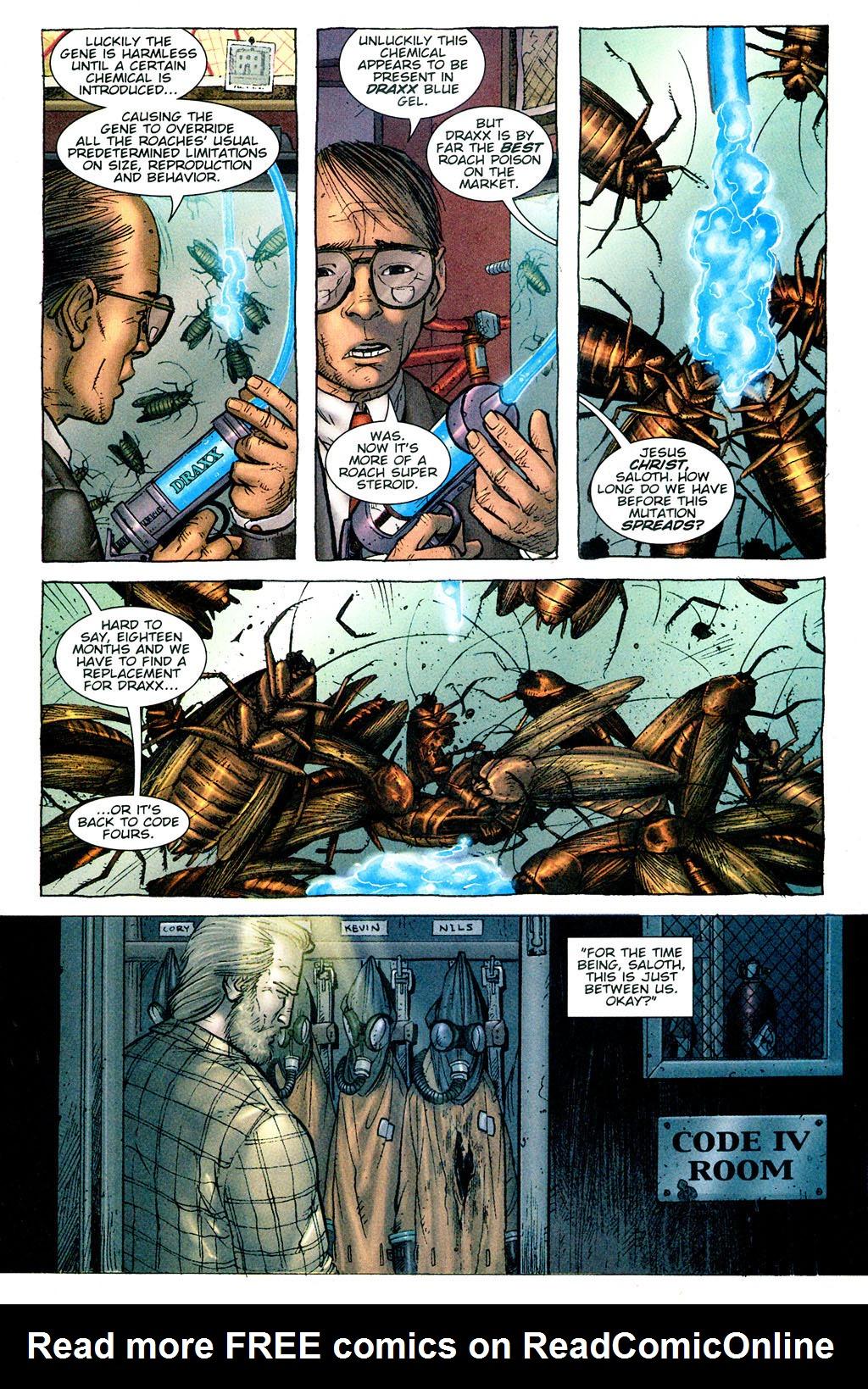 Read online The Exterminators comic -  Issue #1 - 15