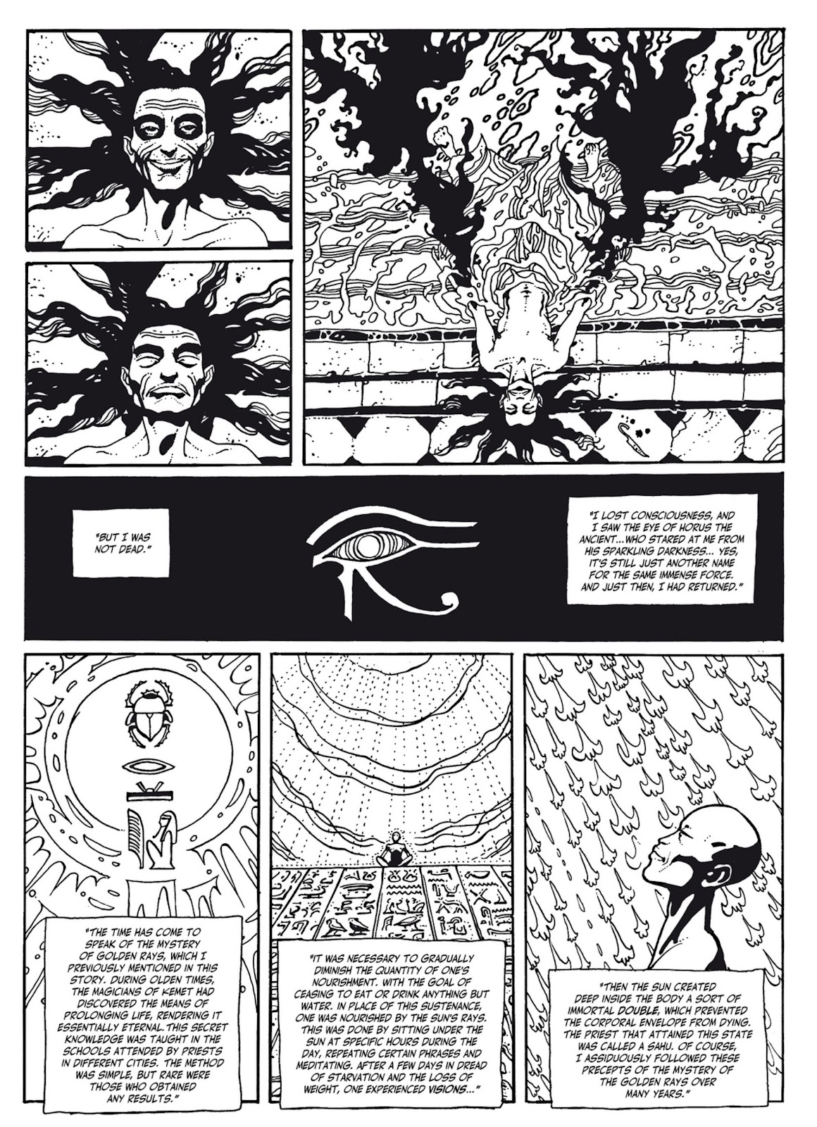 Read online The Egyptian Princesses comic -  Issue # TPB 1 (Part 2) - 99