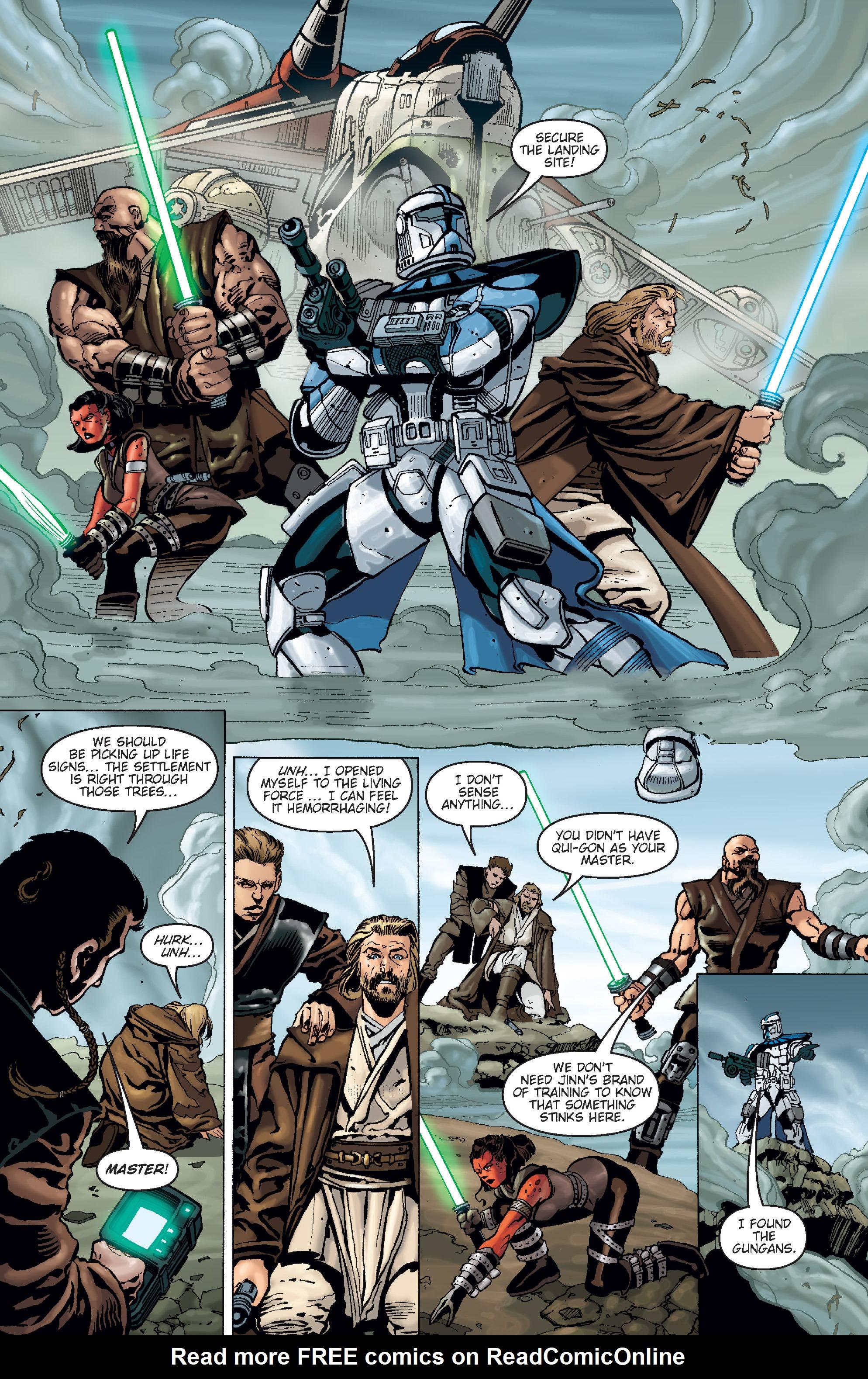 Read online Star Wars Omnibus comic -  Issue # Vol. 24 - 130