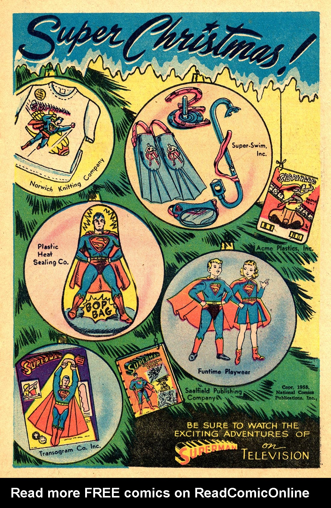 Read online Adventure Comics (1938) comic -  Issue #220 - 17