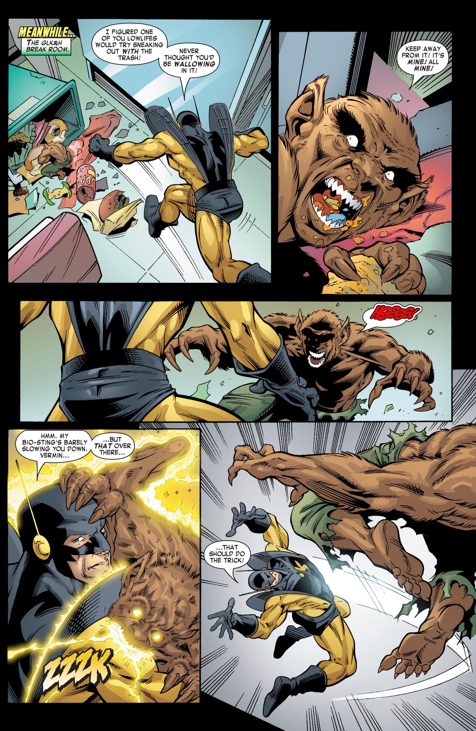 Read online She-Hulk (2004) comic -  Issue #6 - 15