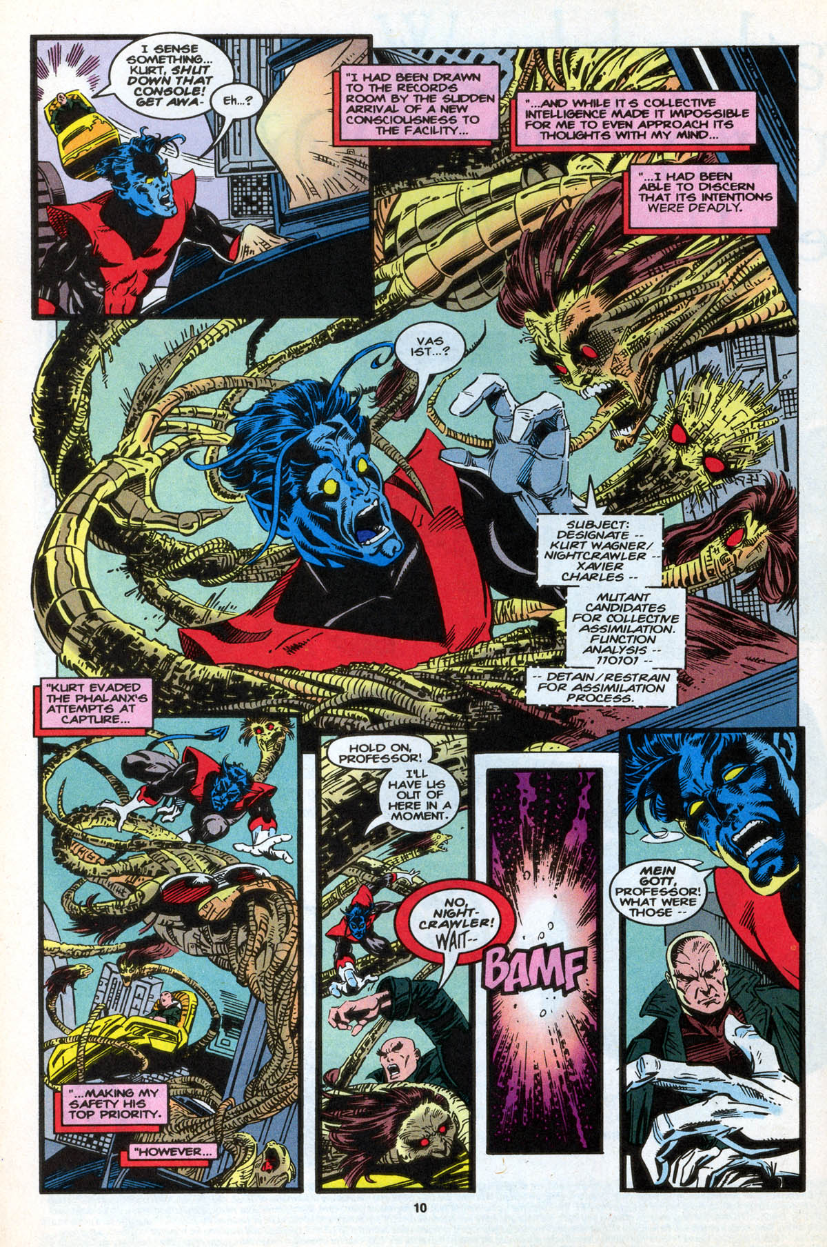 Read online X-Factor (1986) comic -  Issue #106 - 12