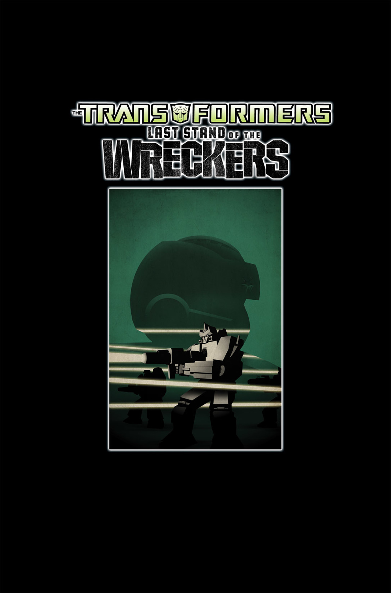 Read online Transformers: Last Stand of The Wreckers comic -  Issue #4 - 26