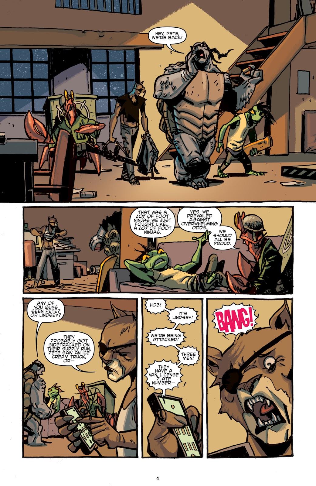 Read online Teenage Mutant Ninja Turtles (2011) comic -  Issue #103 - 30