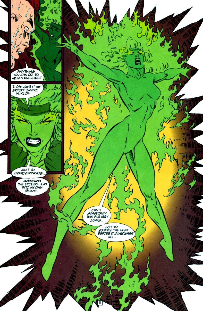 Read online Gunfire comic -  Issue #13 - 11