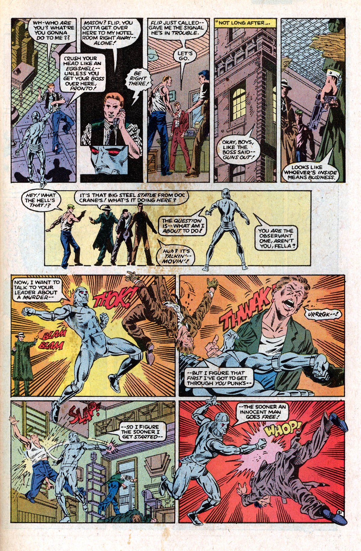 Read online All-Star Squadron comic -  Issue #63 - 31