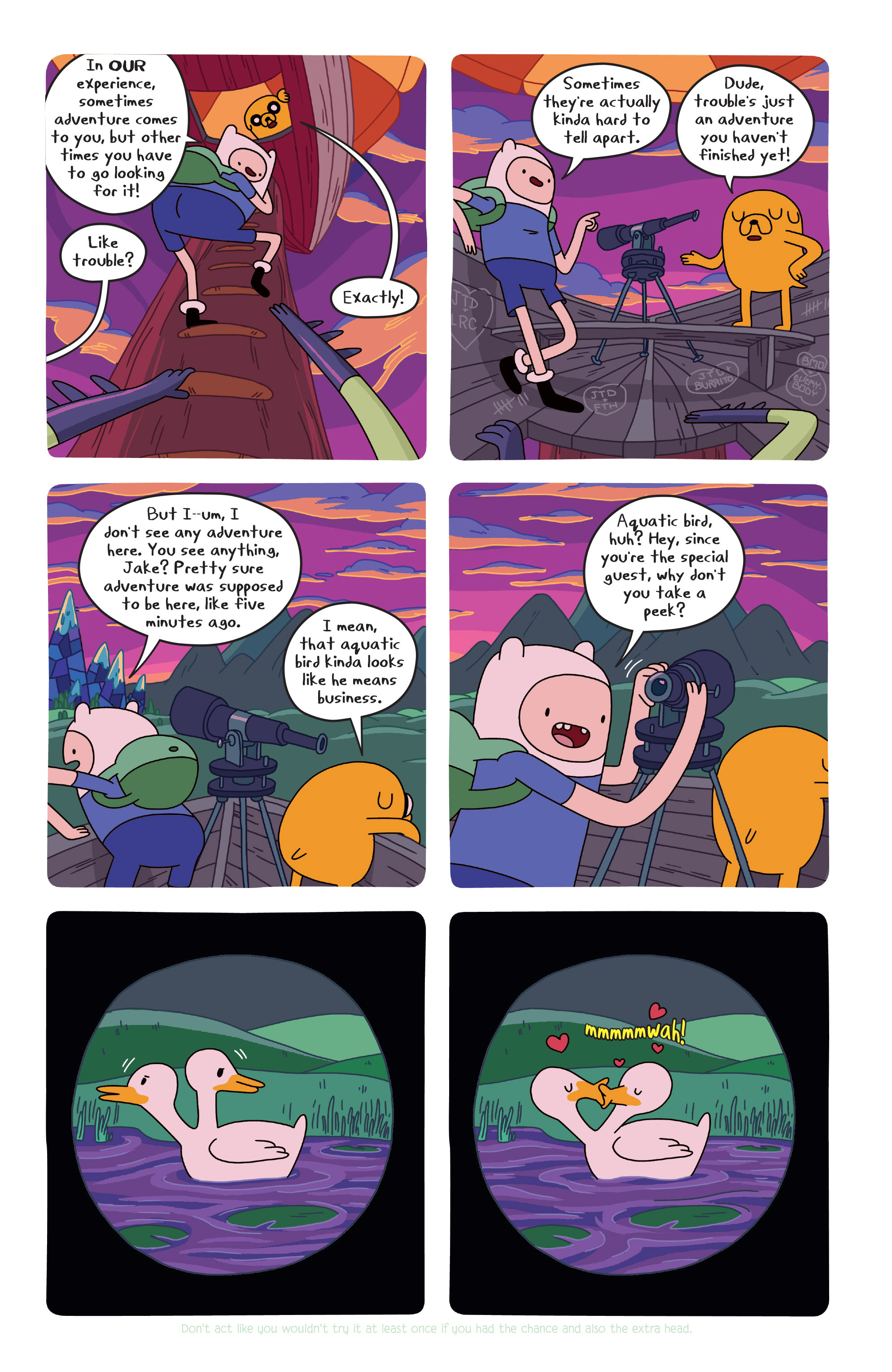 Read online Adventure Time comic -  Issue #20 - 7