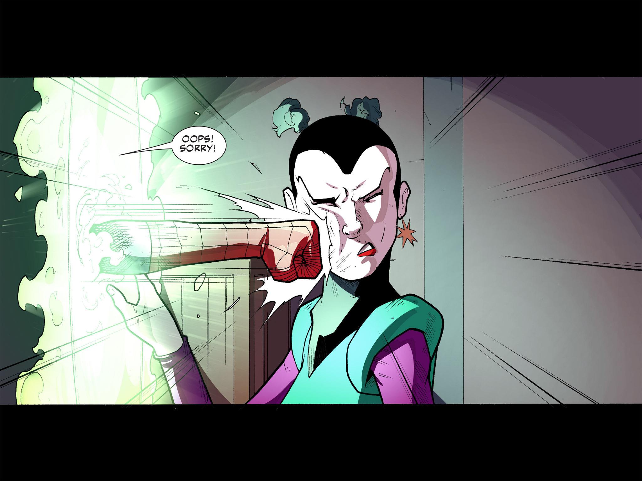 Read online Ultimate Spider-Man (Infinite Comics) (2016) comic -  Issue #9 - 39