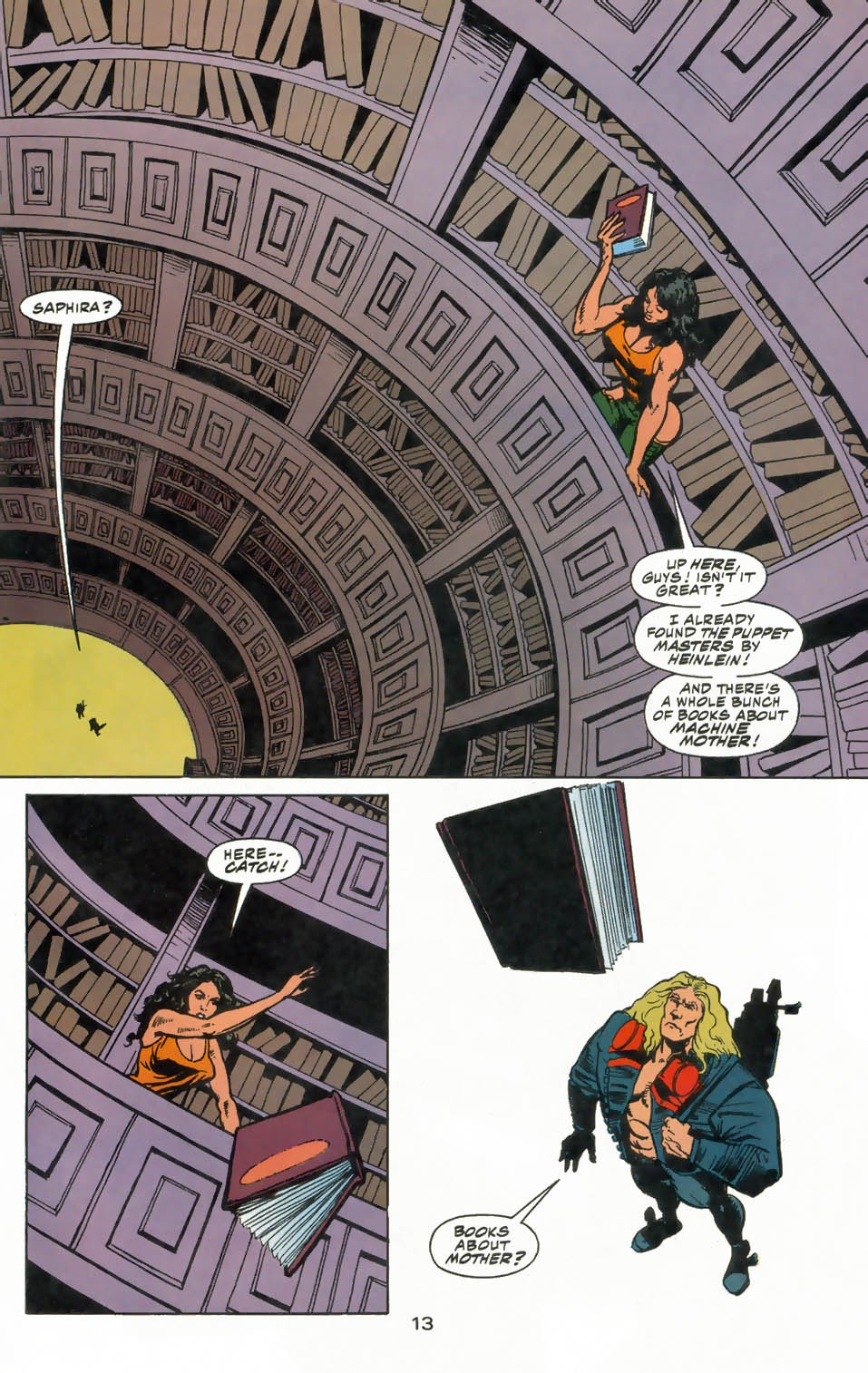 Read online Kamandi: At Earth's End comic -  Issue #3 - 15