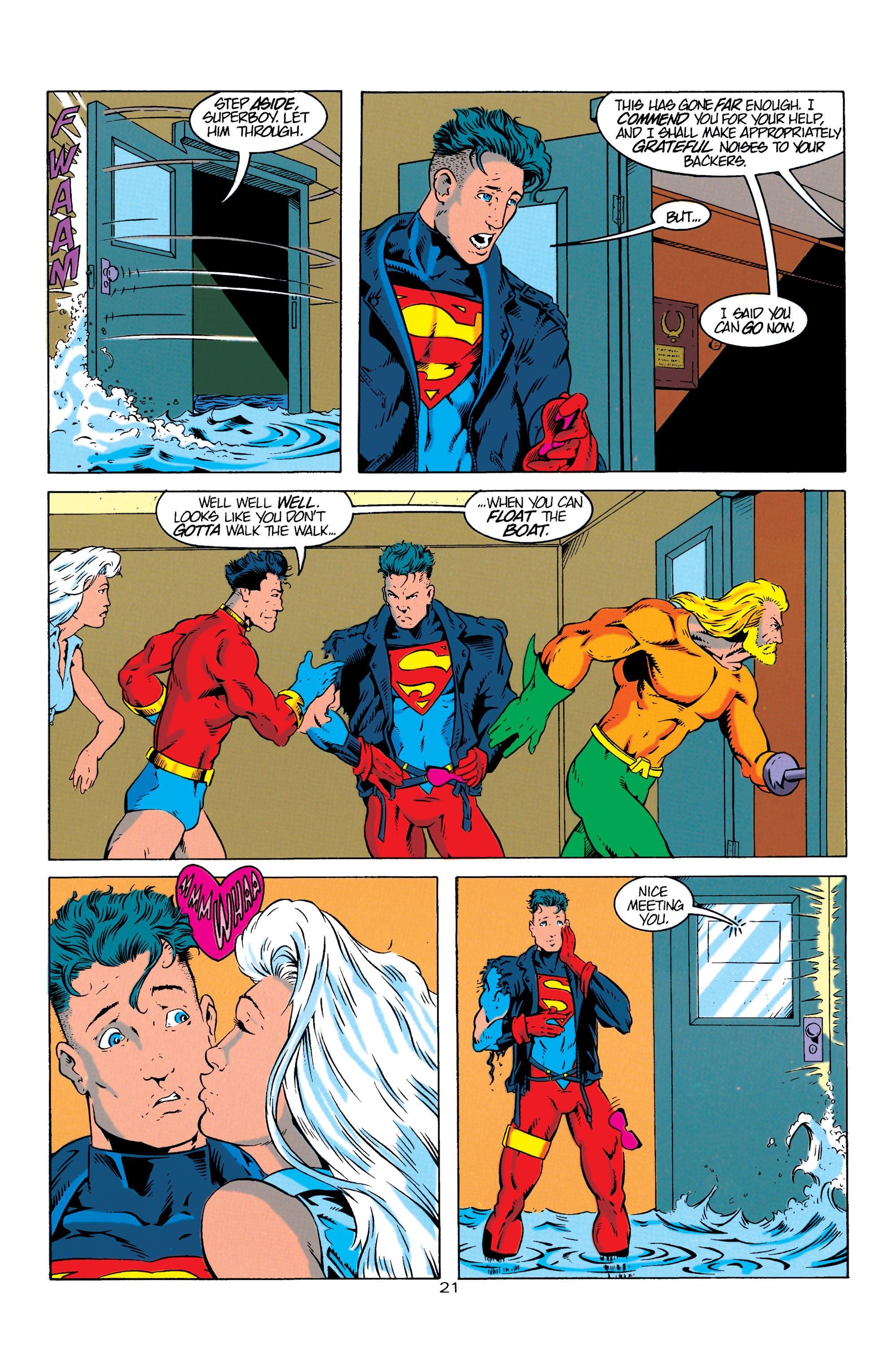 Read online Aquaman (1994) comic -  Issue #3 - 20