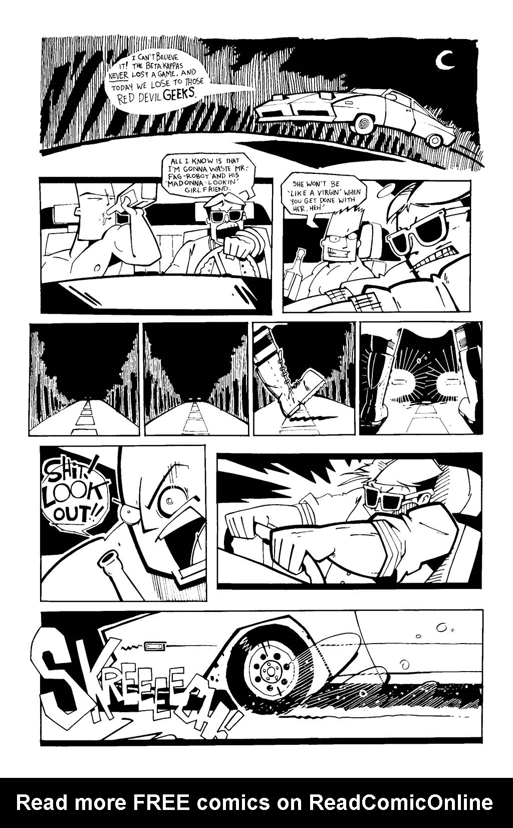 Read online Scud: The Disposable Assassin (1994) comic -  Issue #19 - 15