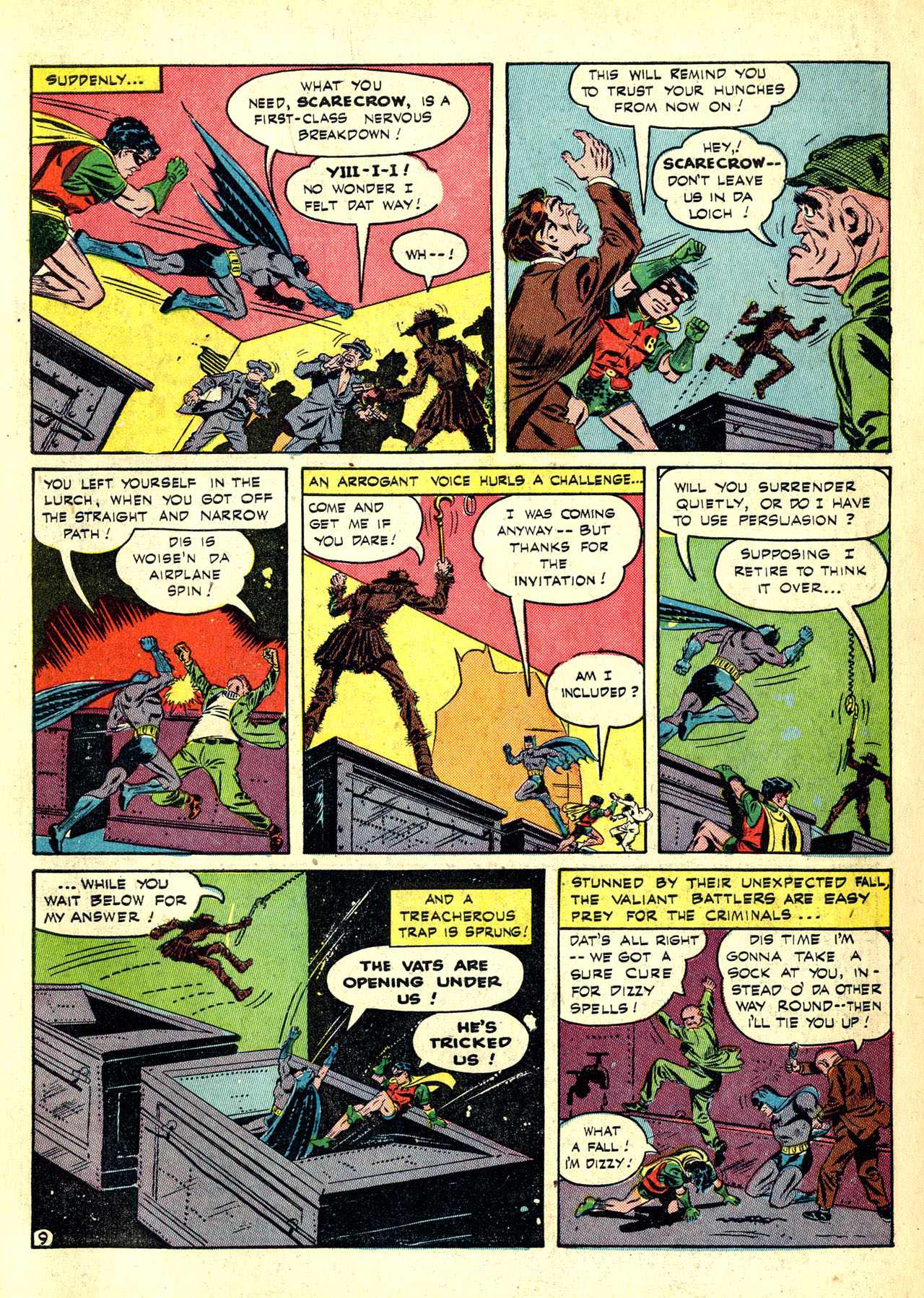 Detective Comics (1937) 73 Page 10
