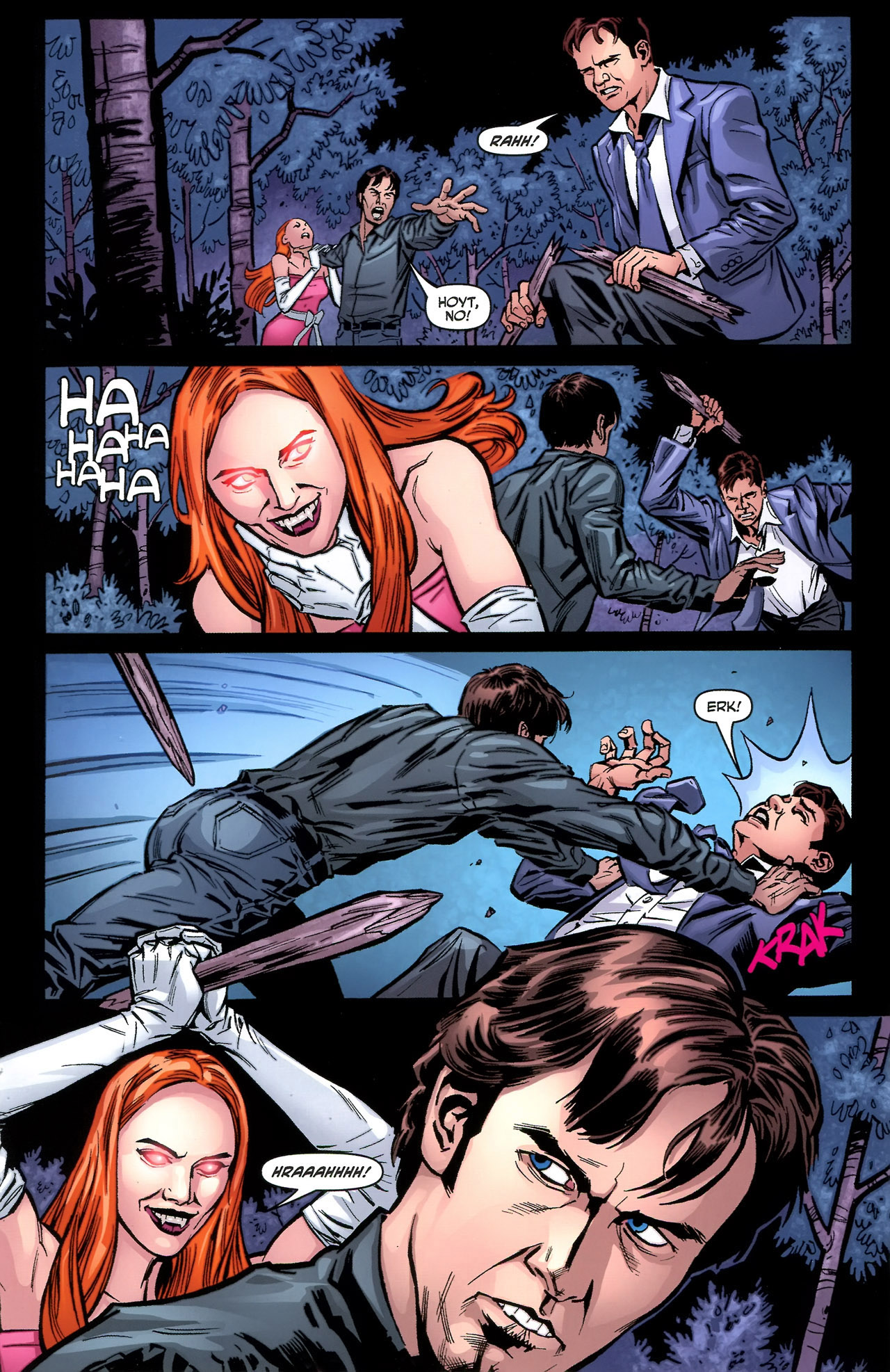 Read online True Blood: Tainted Love comic -  Issue #3 - 18