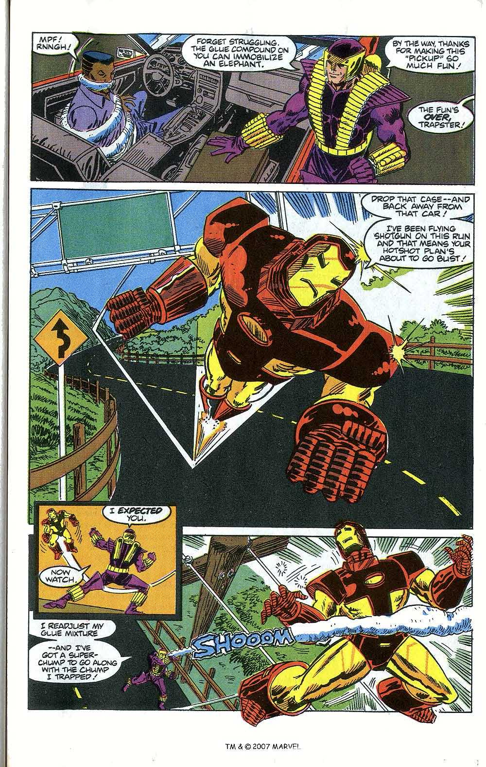 Iron Man Annual issue 12 - Page 47