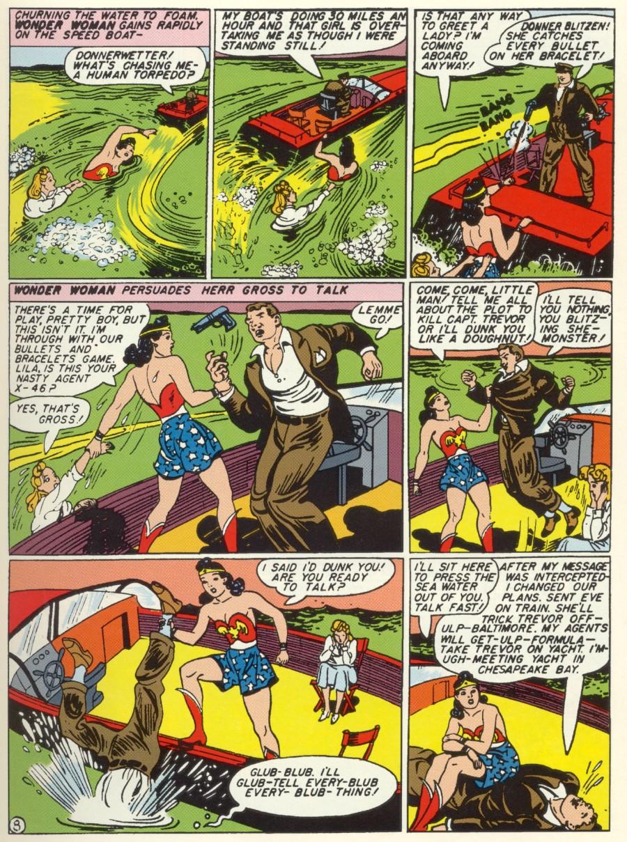 Read online Sensation (Mystery) Comics comic -  Issue #3 - 10