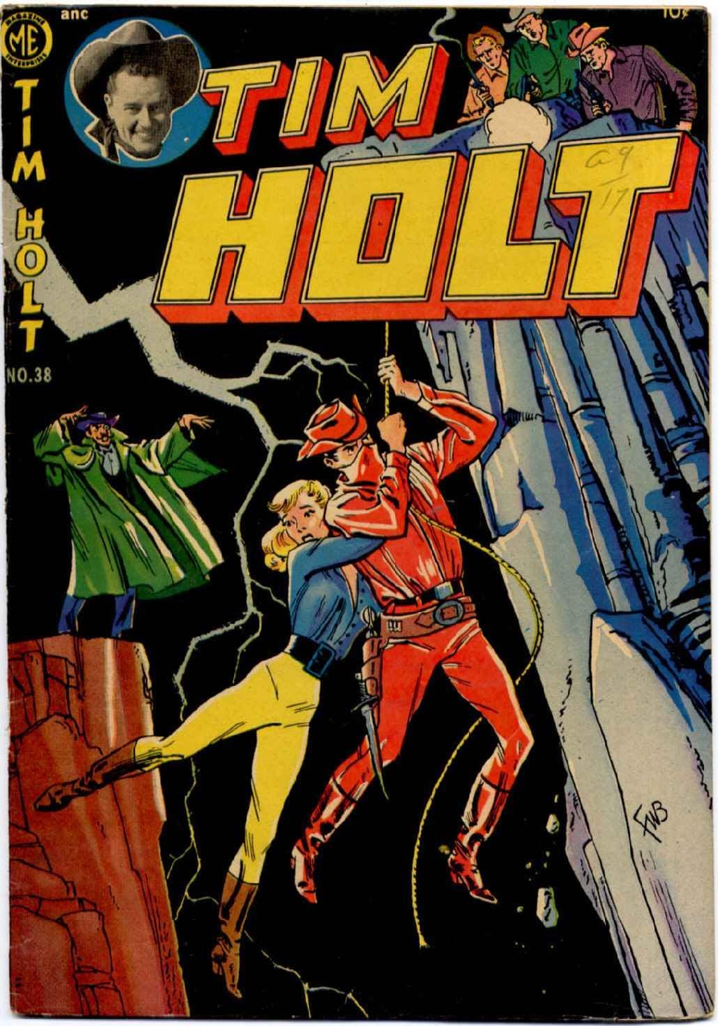 Tim Holt 38 Page 1