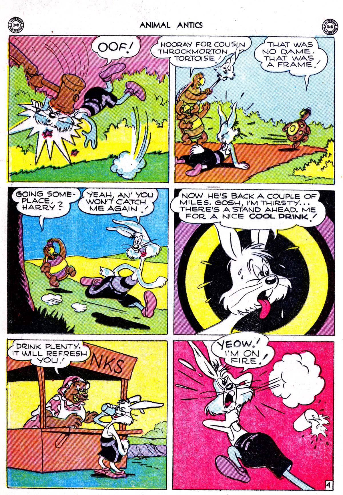 Read online Animal Antics comic -  Issue #1 - 24