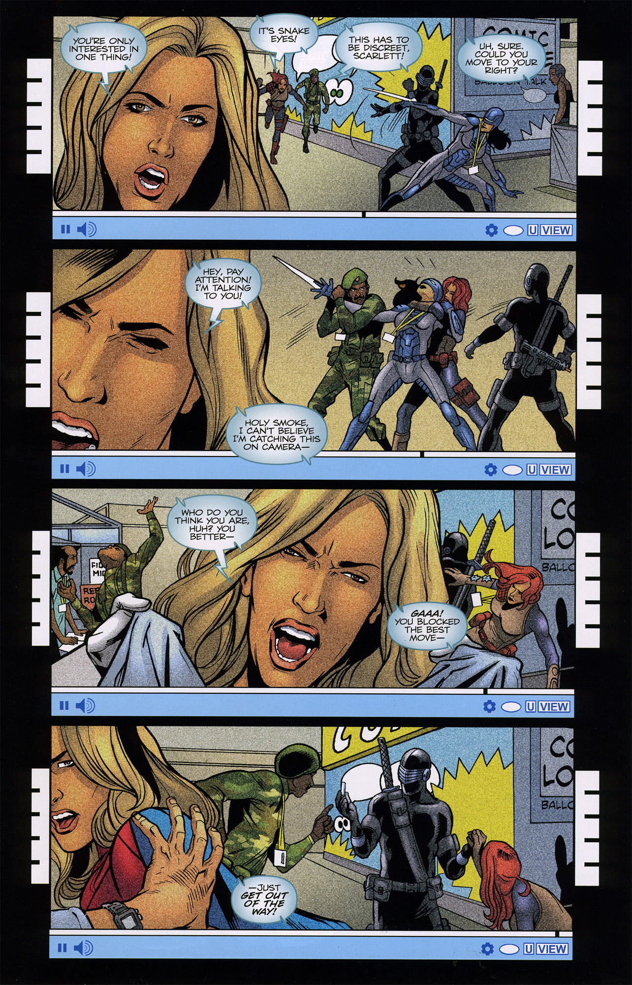 G.I. Joe: A Real American Hero 181 Page 5